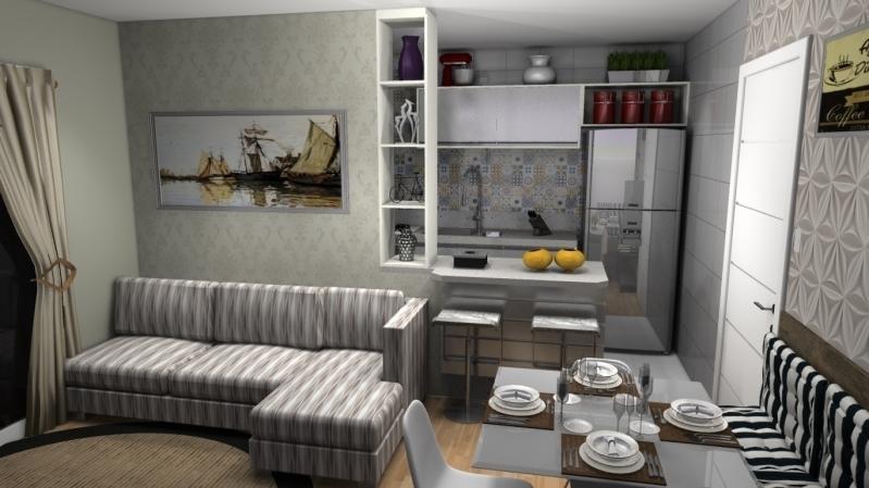 Onde Encontro Cozinha Planejada para Apartamento São Caetano do Sul - Cozinha Planejada para Residencia