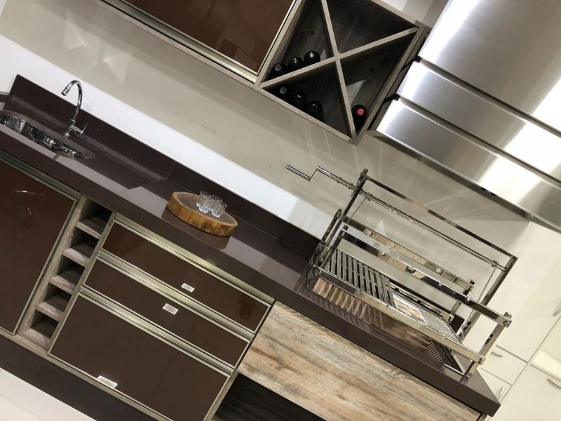 Onde Encontro Cozinha Planejada para Apartamentos Pequenos Santo André - Cozinha Planejada para Apartamentos Pequenos