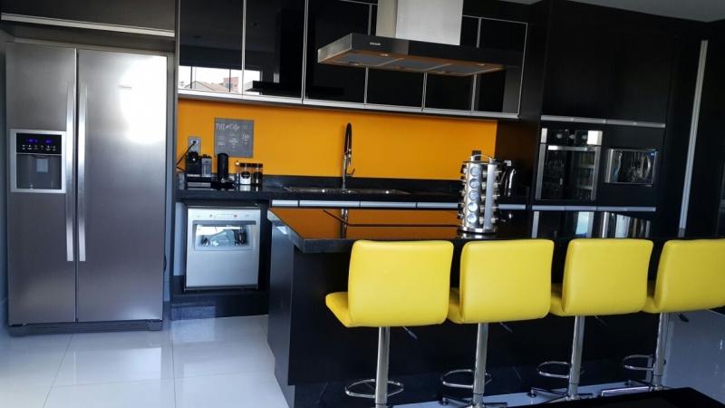 Onde Encontro Cozinha Planejada para área de Lazer Diadema - Cozinha Planejada para Apartamentos Pequenos