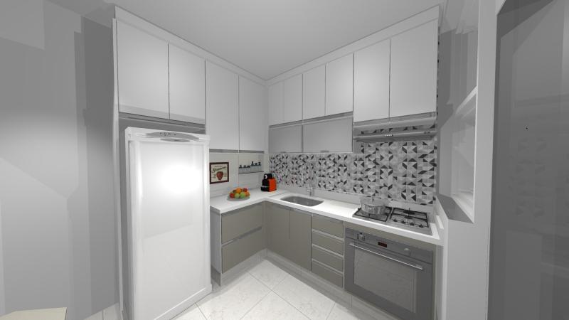 Onde Encontro Cozinha Planejada para Residencia São Paulo - Cozinha Planejada Branca