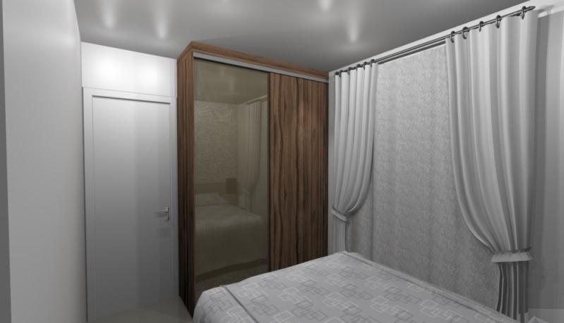 Onde Encontro Dormitório Planejado Casal Diadema - Dormitório Planejado