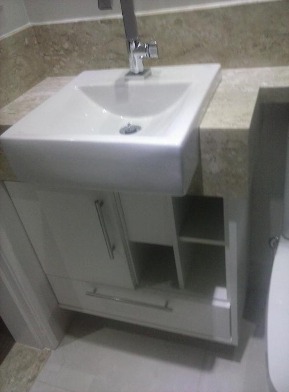 Onde Vende Móveis Planejados para Banheiro São Bernardo do Campo - Móveis Planejados para área de Serviço