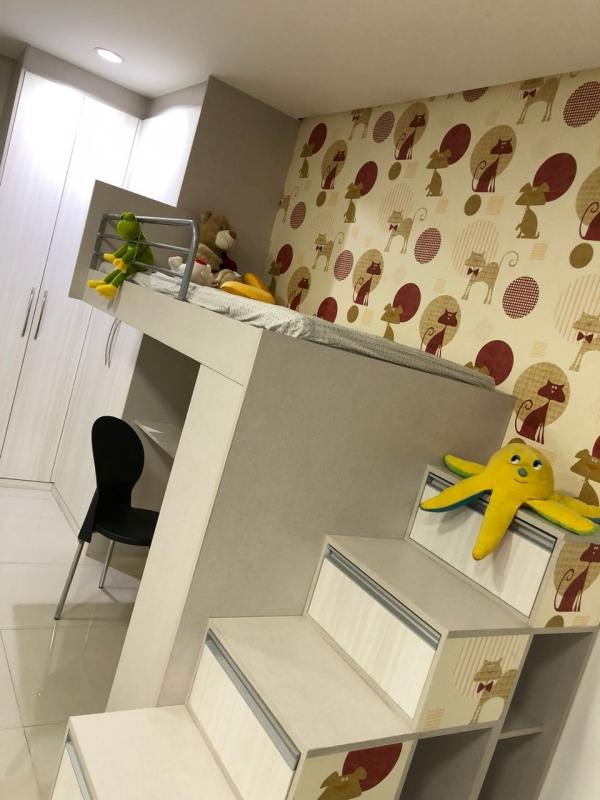 Onde Vende Móveis Planejados para Quarto São Caetano do Sul - Móveis Planejados para Cozinha de Apartamento