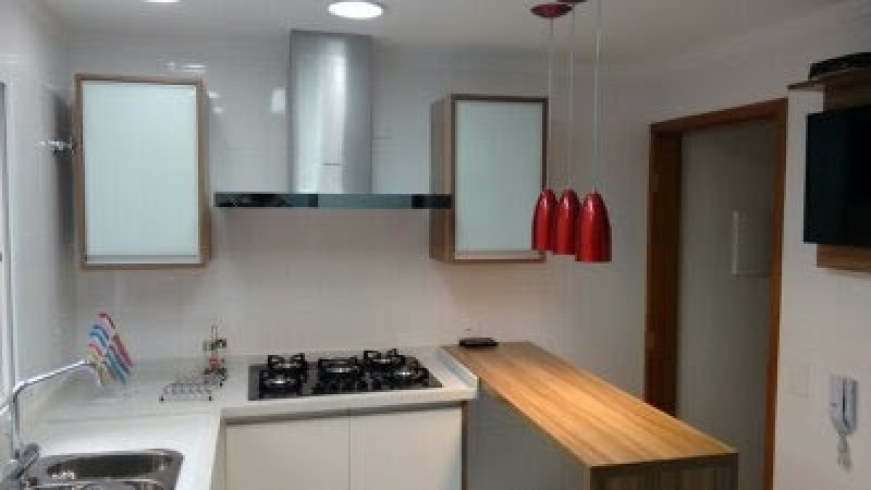 Quanto Custa Cozinha Planejada para Casas São Bernardo do Campo - Cozinha Planejada para Espaço Pequeno