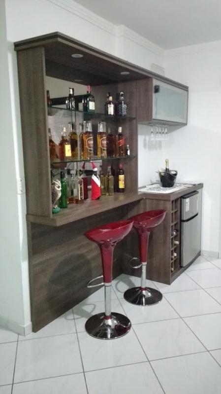 Quanto Custa Móveis sob Medida para Apartamentos Pequenos Santo André - Móveis sob Medida Cozinha