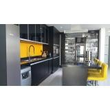 ambiente planejado cozinha americana São Bernardo do Campo