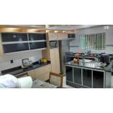 ambiente planejado cozinha Santo André