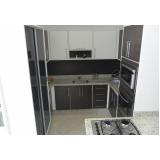 ambientes planejados cozinhas pequenas Santo André