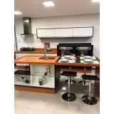 cozinha planejada para área de lazer preço São Caetano do Sul