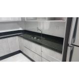 cozinha planejada para área de lazer Santo André