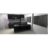 cozinha planejada para residencia preço Santo André