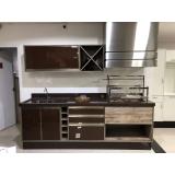 cozinha planejada para casas pequenas