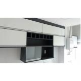 cozinhas planejadas para apartamentos pequenos São Caetano do Sul