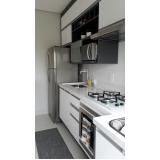 cozinhas planejadas para casas pequenas Santo André