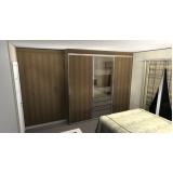 dormitório planejado casal São Bernardo do Campo