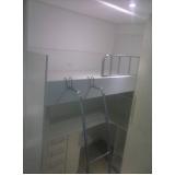 dormitório planejado de solteiro São Caetano do Sul