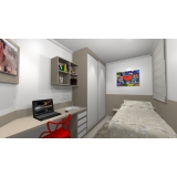 dormitório planejado preço Diadema