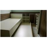 dormitórios planejados casal quarto pequeno Santo André