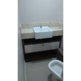loja de móveis planejados para banheiro Santo André