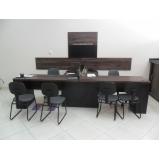 loja de móveis planejados para escritório corporativo Santo André