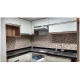 marcenaria para móveis de cozinha planejadas preço São Caetano do Sul