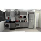 móveis para lavanderia sob medida Santo André