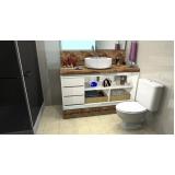 móveis planejados para banheiro valor Santo André
