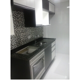 móveis planejados para cozinha de apartamento preço São Caetano do Sul