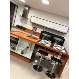 móveis planejados para cozinha Santo André
