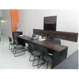 móveis planejados para escritório corporativo preço São Caetano do Sul