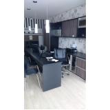 móveis planejados de escritório de luxo