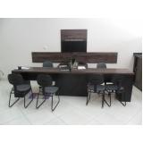 móveis planejados para escritório de contabilidade