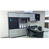 móveis projetados para escritório de alto padrão