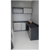 móveis planejados para escritório pequeno preço Santo André