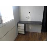 móveis planejados para pequenos ambientes valor São Caetano do Sul