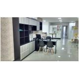 móveis projetados para escritório de alto padrão valor São Caetano do Sul
