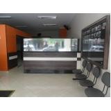 móveis projetados para escritório de alto padrão São Caetano do Sul