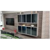 móveis sob medida de madeira valor São Paulo