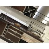 onde encontro cozinha planejada para apartamentos pequenos São Caetano do Sul