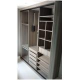 onde vende móveis planejados para closet São Bernardo do Campo