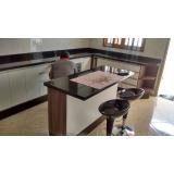 quanto custa ambientes planejados cozinha americana Diadema