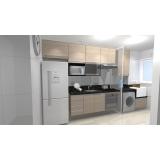 quanto custa cozinha planejada para cozinha pequena Santo André
