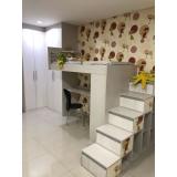 quanto custa dormitório planejado casal quarto pequeno São Bernardo do Campo